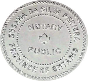 notary public susana da silva pereira